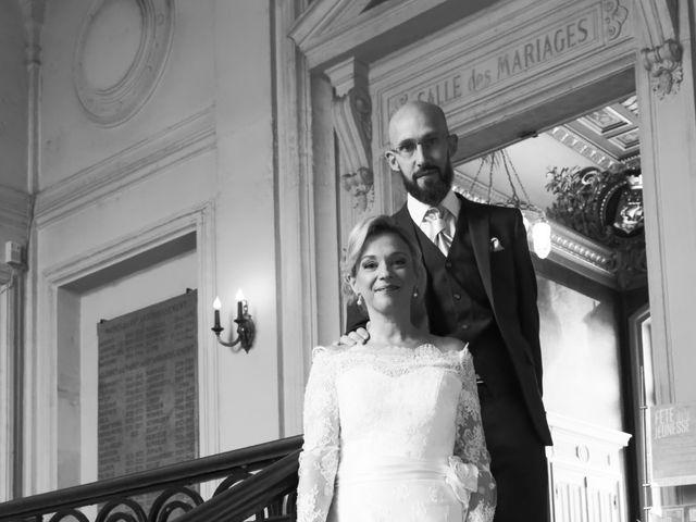Le mariage de David et Isabel à Paris, Paris 3