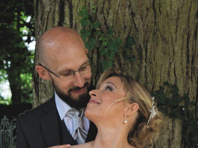 Le mariage de David et Isabel à Paris, Paris 6