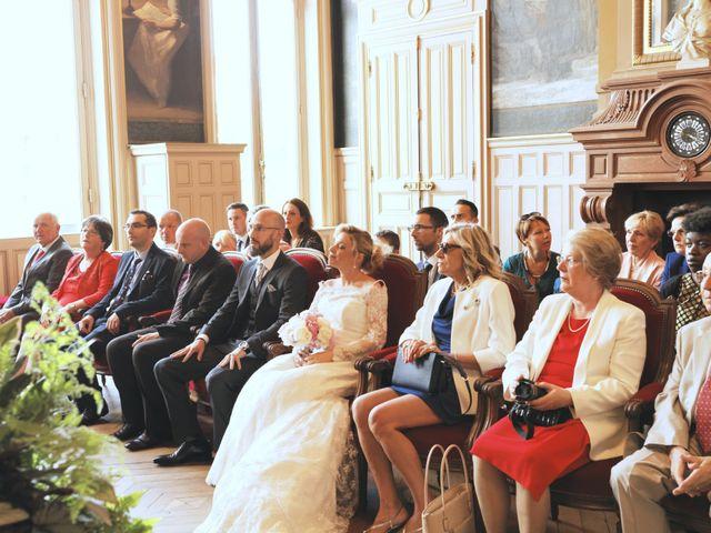 Le mariage de David et Isabel à Paris, Paris 13