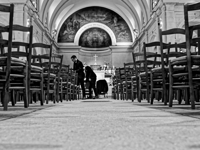 Le mariage de David et Isabel à Paris, Paris 14