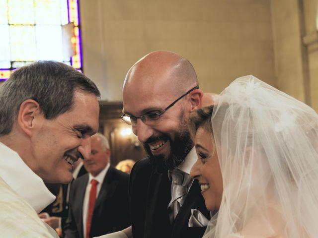Le mariage de David et Isabel à Paris, Paris 16