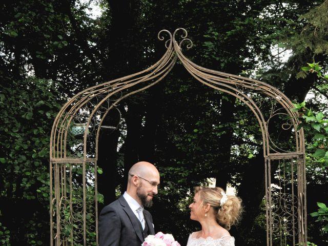 Le mariage de David et Isabel à Paris, Paris 21