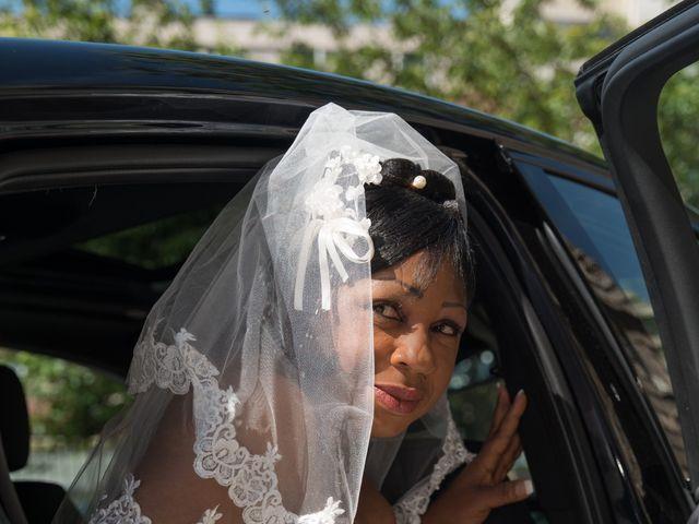 Le mariage de Casimir et Genevieve à Pantin, Seine-Saint-Denis 6