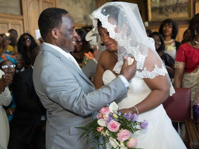 Le mariage de Casimir et Genevieve à Pantin, Seine-Saint-Denis 7