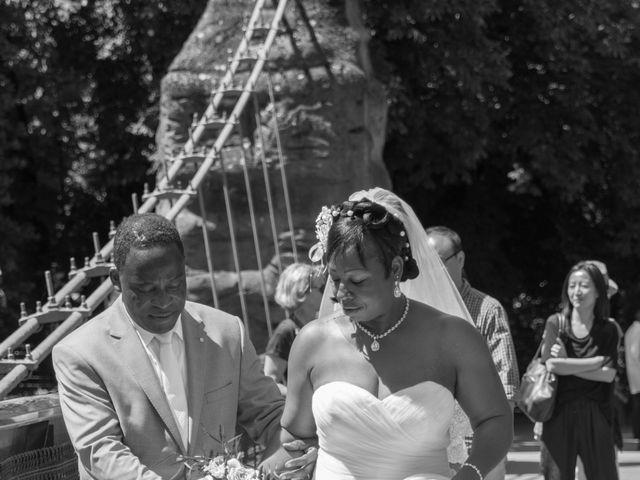 Le mariage de Casimir et Genevieve à Pantin, Seine-Saint-Denis 21