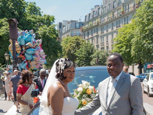 Le mariage de Casimir et Genevieve à Pantin, Seine-Saint-Denis 25