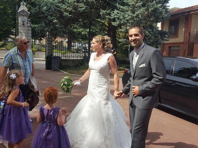 Le mariage de Jean-Christophe et Sophie  à Saint-Genis-Laval, Rhône 6