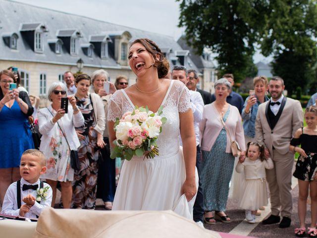 Le mariage de Bruno et Amelie à Longvilliers, Yvelines 12