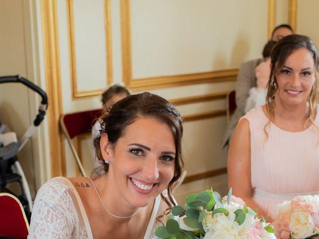 Le mariage de Bruno et Amelie à Longvilliers, Yvelines 13