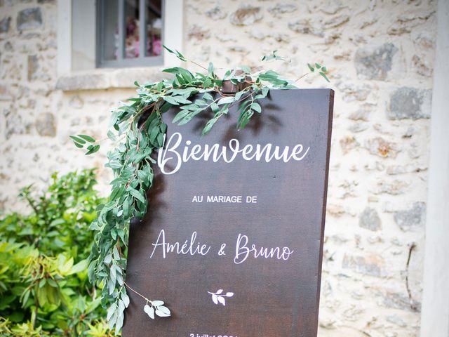 Le mariage de Bruno et Amelie à Longvilliers, Yvelines 17