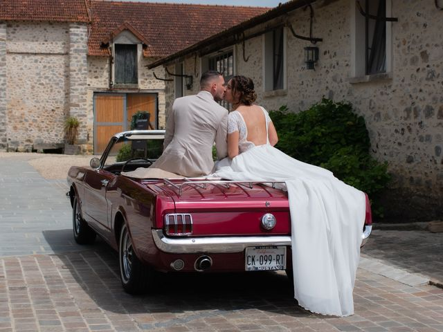 Le mariage de Bruno et Amelie à Longvilliers, Yvelines 18
