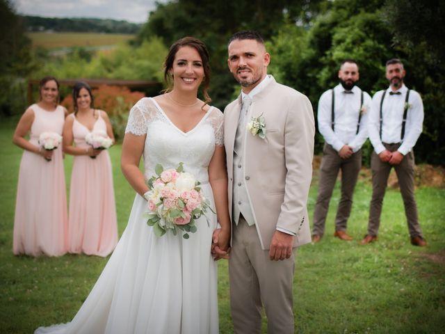 Le mariage de Bruno et Amelie à Longvilliers, Yvelines 19