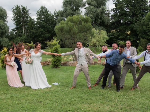 Le mariage de Bruno et Amelie à Longvilliers, Yvelines 29