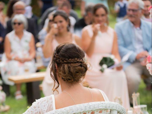 Le mariage de Bruno et Amelie à Longvilliers, Yvelines 30