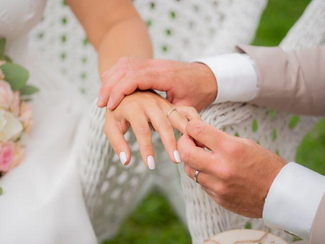 Le mariage de Bruno et Amelie à Longvilliers, Yvelines 34