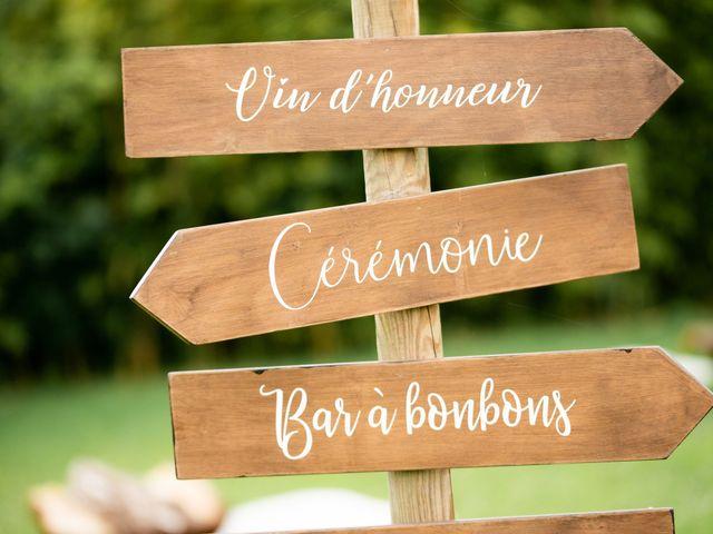 Le mariage de Bruno et Amelie à Longvilliers, Yvelines 35