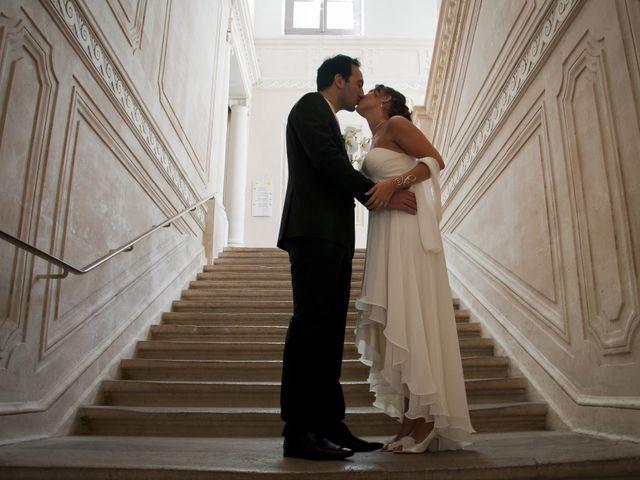 Le mariage de Cyril et Anne-Lise à Avignon, Vaucluse 1