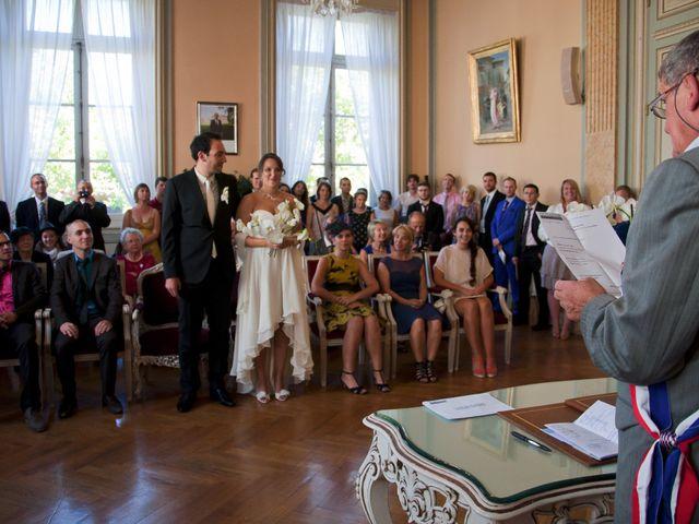 Le mariage de Cyril et Anne-Lise à Avignon, Vaucluse 35