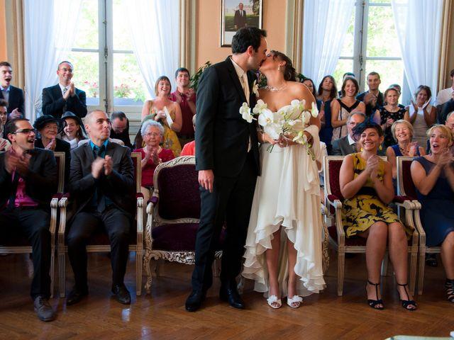 Le mariage de Cyril et Anne-Lise à Avignon, Vaucluse 37