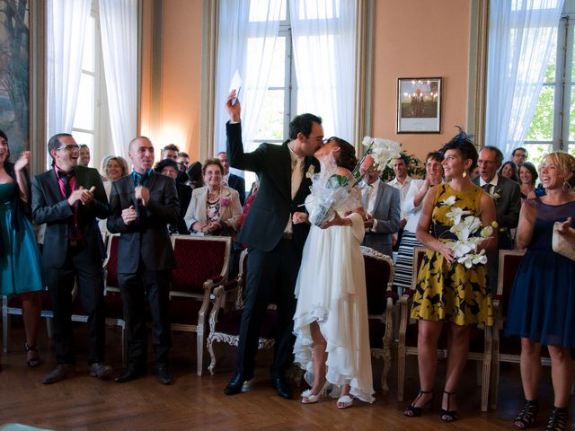 Le mariage de Cyril et Anne-Lise à Avignon, Vaucluse 39