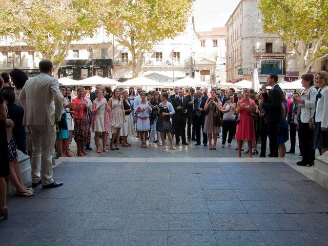 Le mariage de Cyril et Anne-Lise à Avignon, Vaucluse 42
