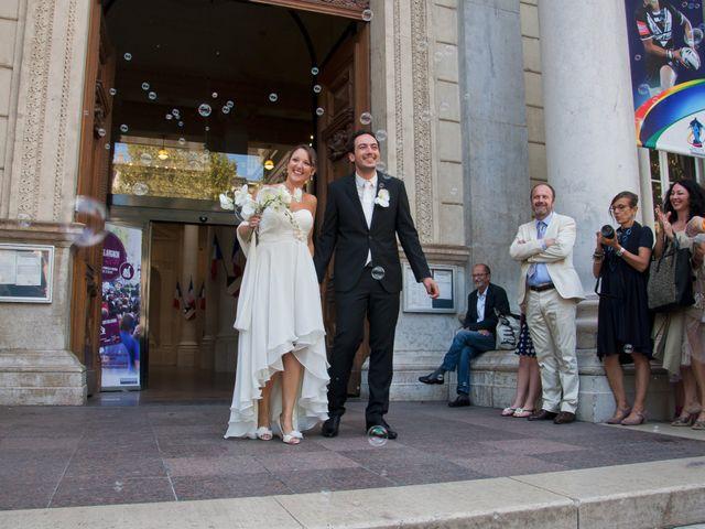 Le mariage de Cyril et Anne-Lise à Avignon, Vaucluse 44