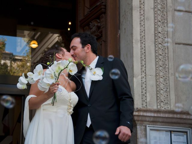 Le mariage de Cyril et Anne-Lise à Avignon, Vaucluse 45