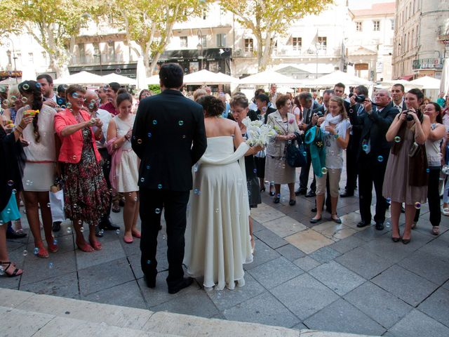 Le mariage de Cyril et Anne-Lise à Avignon, Vaucluse 46
