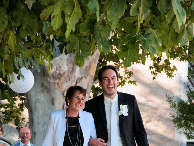 Le mariage de Cyril et Anne-Lise à Avignon, Vaucluse 54