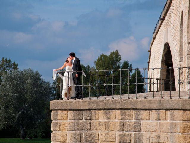 Le mariage de Cyril et Anne-Lise à Avignon, Vaucluse 2
