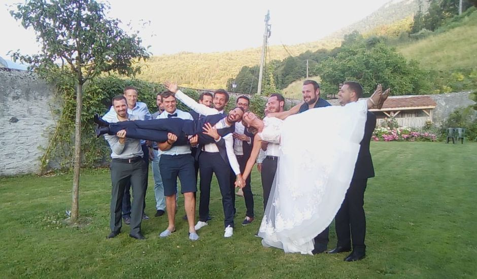 Le mariage de Vincent  et Madeline à Giez, Haute-Savoie