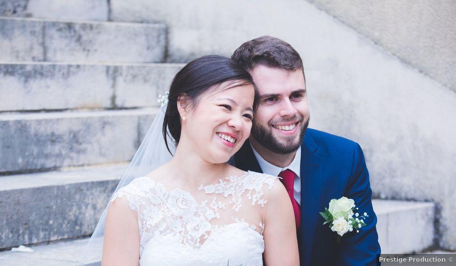 Le mariage de James et Hà (Mariée) à Auch, Gers