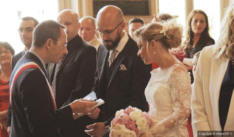 Le mariage de David et Isabel à Paris, Paris