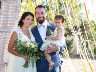 Le mariage de Estelle et Bastien