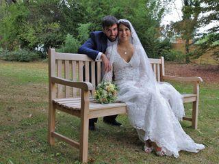 Le mariage de Sara et Antoine