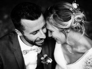 Le mariage de Samantha et Corentin