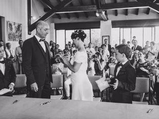 Le mariage de Stéphanie et Frédéric