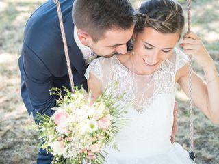 Le mariage de Sabine et Loïc