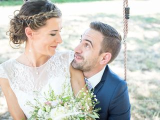 Le mariage de Sabine et Loïc 1