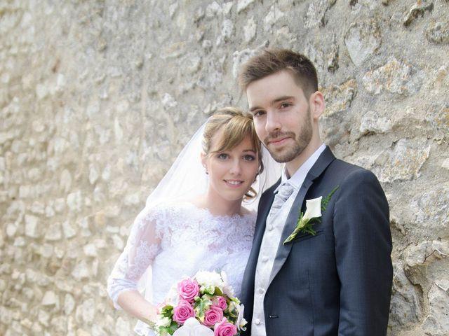 Le mariage de Kenzo et Aurore à Nanteuil-le-Haudouin, Oise 6