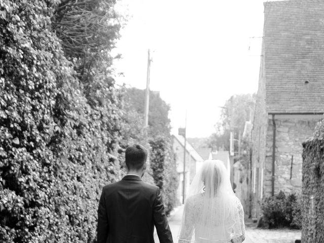 Le mariage de Kenzo et Aurore à Nanteuil-le-Haudouin, Oise 7