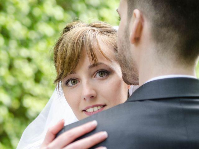 Le mariage de Kenzo et Aurore à Nanteuil-le-Haudouin, Oise 8
