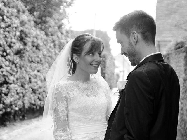 Le mariage de Kenzo et Aurore à Nanteuil-le-Haudouin, Oise 10
