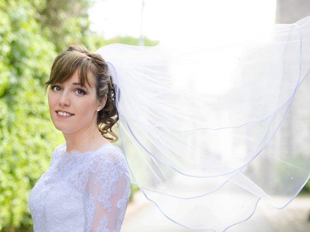 Le mariage de Kenzo et Aurore à Nanteuil-le-Haudouin, Oise 12