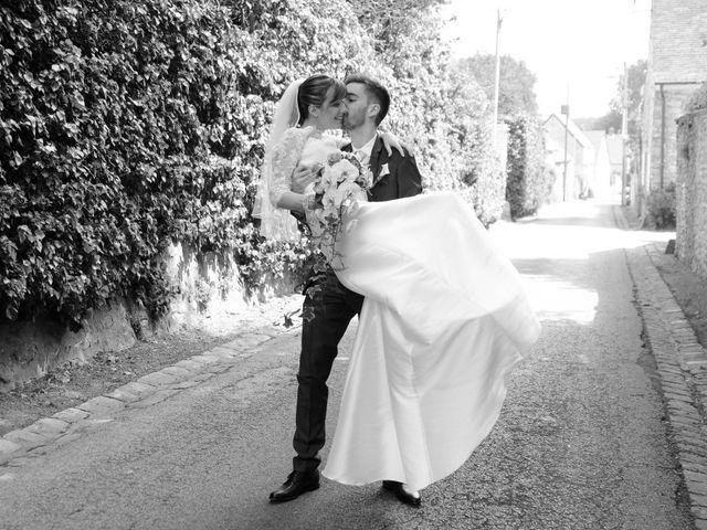 Le mariage de Kenzo et Aurore à Nanteuil-le-Haudouin, Oise 13