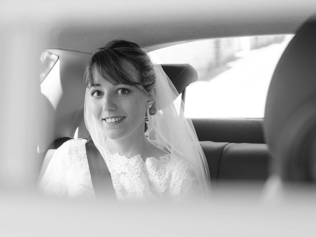 Le mariage de Kenzo et Aurore à Nanteuil-le-Haudouin, Oise 16