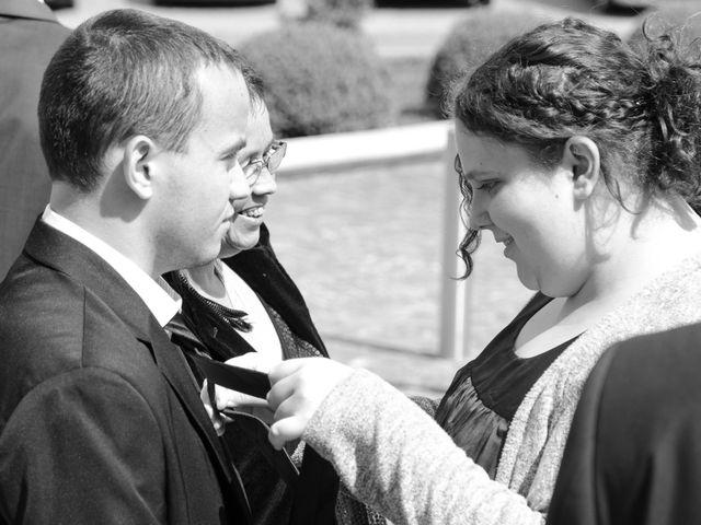 Le mariage de Kenzo et Aurore à Nanteuil-le-Haudouin, Oise 20