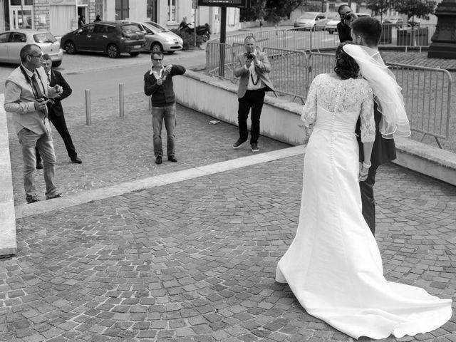 Le mariage de Kenzo et Aurore à Nanteuil-le-Haudouin, Oise 32