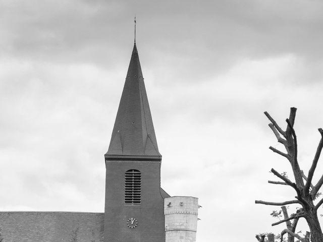 Le mariage de Kenzo et Aurore à Nanteuil-le-Haudouin, Oise 33