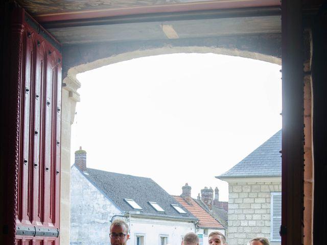 Le mariage de Kenzo et Aurore à Nanteuil-le-Haudouin, Oise 34